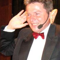 Kouzelník Grino - představení pro základní školu - GAG